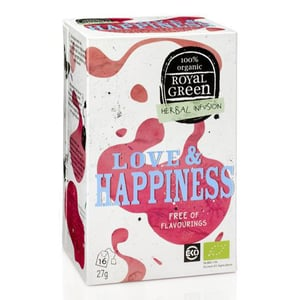 Royal Green Love & happiness afbeelding