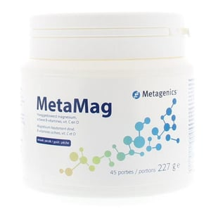 Metagenics Metamag perzik NF afbeelding
