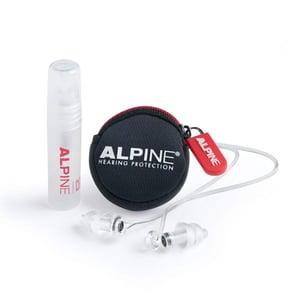 Alpine PartyPlug Pro Natural oordoppen afbeelding