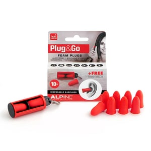 Alpine Plug & Go oordoppen afbeelding