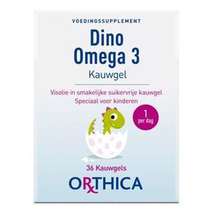 Orthica Dino Omega 3 kauwgel afbeelding
