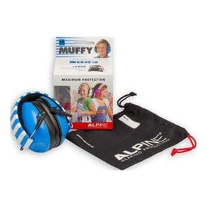 Alpine Muffy oorkap blauw afbeelding
