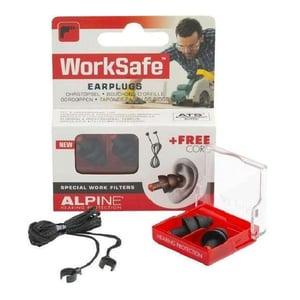 Alpine WorkSafe oordoppen afbeelding