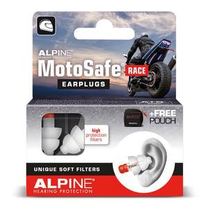 Alpine MotoSafe Race oordoppen afbeelding