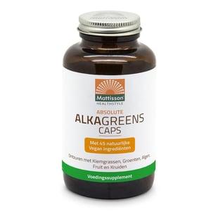 Mattisson Healthstyle Absolute alkagreens capsules afbeelding