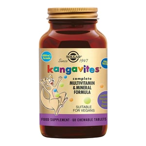 Solgar Vitamins Kangavites Bouncing Berry kindermulti afbeelding