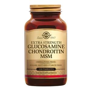 Solgar Vitamins Glucosamine Chondroitin MSM afbeelding