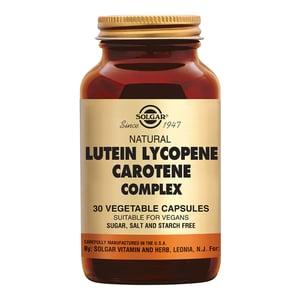 Solgar Vitamins Lutein Lycopene Carotene Complex afbeelding