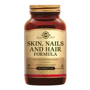 Solgar Vitamins Skin, Nails and Hair Formula afbeelding