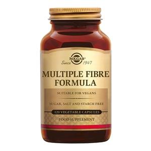 Solgar Vitamins Multiple Fibre Formula (vezels, pectine, zemelen, lijnzaad, psyllium) afbeelding