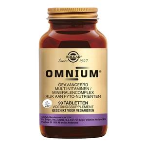 Solgar Vitamins Omnium® afbeelding