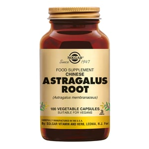 Solgar Vitamins Astragalus Root afbeelding