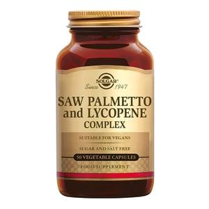 Solgar Vitamins Saw Palmetto, Opuntia, Lycopene Complex afbeelding