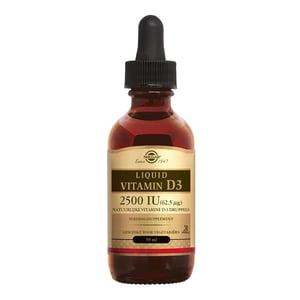 Solgar Vitamins Liquid Vitamin D-3 (vloeibare vitamine D) afbeelding