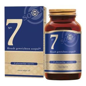 Solgar Vitamins No. 7 Boswellia afbeelding