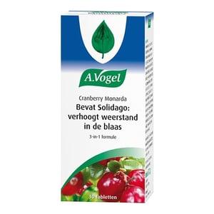 A.Vogel Cranberry Monarda (met Solidago voor de blaas) afbeelding