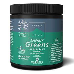 Terranova Green Child Sneaky Greens Sneaky Shake (vegan) afbeelding