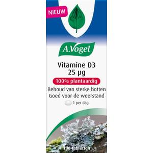 A.Vogel Vitamine D3 25ug afbeelding