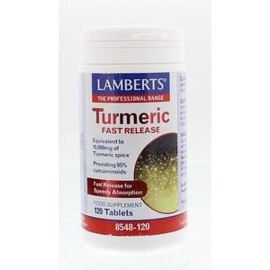 Lamberts Curcuma fast release (Turmeric) afbeelding