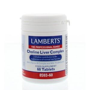 Lamberts Choline lever complex afbeelding