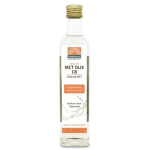 Mattisson Healthstyle MCT Keto olie C8 coconut pure 99% caprylic acid afbeelding