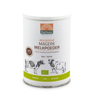 Mattisson Healthstyle Magere melkpoeder bio afbeelding