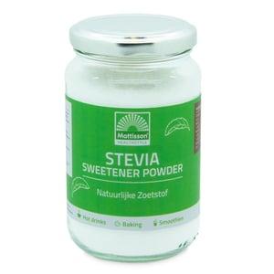 Mattisson Healthstyle Stevia sweetener powder (stevia & erythritol) afbeelding