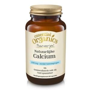 Essential Organics Puur Natuurlijke Calcium afbeelding