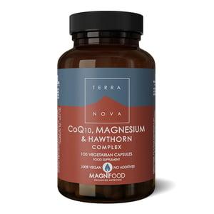 Terranova CoQ10, magnesium & hawthorn complex afbeelding