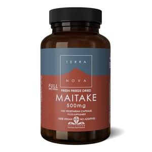 Terranova Maitake 500 mg complex afbeelding
