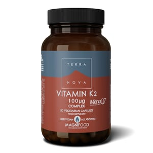 Terranova Vitamine K2 100 mcg complex afbeelding