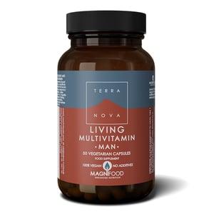 Terranova Living multivitamin man afbeelding