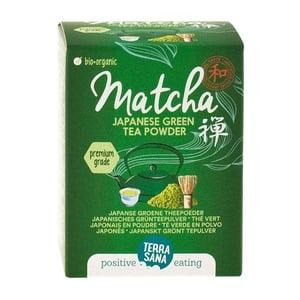 TerraSana Matcha premium groene thee afbeelding