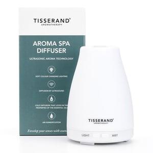 Tisserand Aroma spa diffuser afbeelding