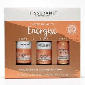 Tisserand 3 Step ritual to energise afbeelding