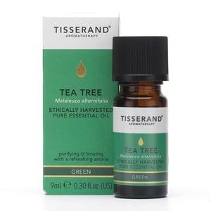 Tisserand Tea tree organic ethically harvested afbeelding