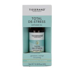 Tisserand Total de-stress diffuser oil afbeelding
