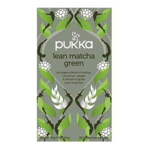 Pukka Lean matcha green tea afbeelding