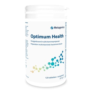 Metagenics Optimum health afbeelding
