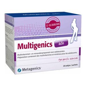 Metagenics Multigenics ado afbeelding