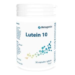 Metagenics Lutein 10 afbeelding