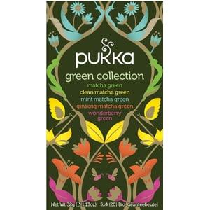 Pukka Green collection afbeelding