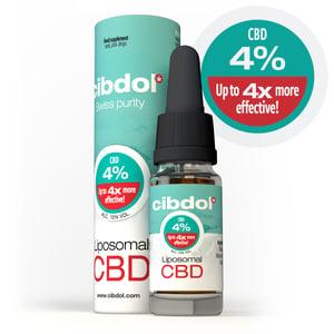 Cibdol CBD Liposomaal 4% afbeelding
