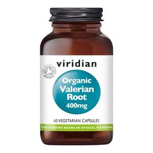 Viridian Organic Valerian Root afbeelding