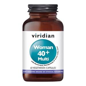 Viridian Women 40+ Multivitamin afbeelding