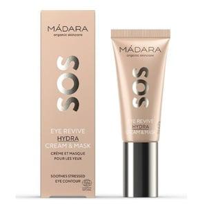 MADARA SOS Eye Revive Hydra Cream & Mask afbeelding