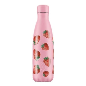 Chillys Bottle Chilly's Bottle Strawberry afbeelding
