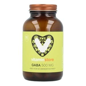 Vitaminstore GABA 500 mg afbeelding