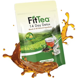 FitTea FitTea - 14 Day Detox Tea afbeelding