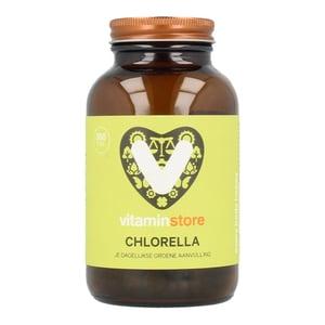 Vitaminstore Chlorella afbeelding